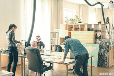 ein coworking space