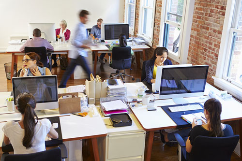 selbstständige büro
