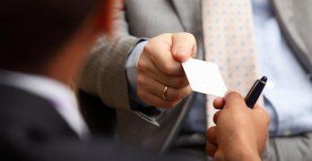 Visitenkarten für das Unternehmen selbst gestalten und drucken